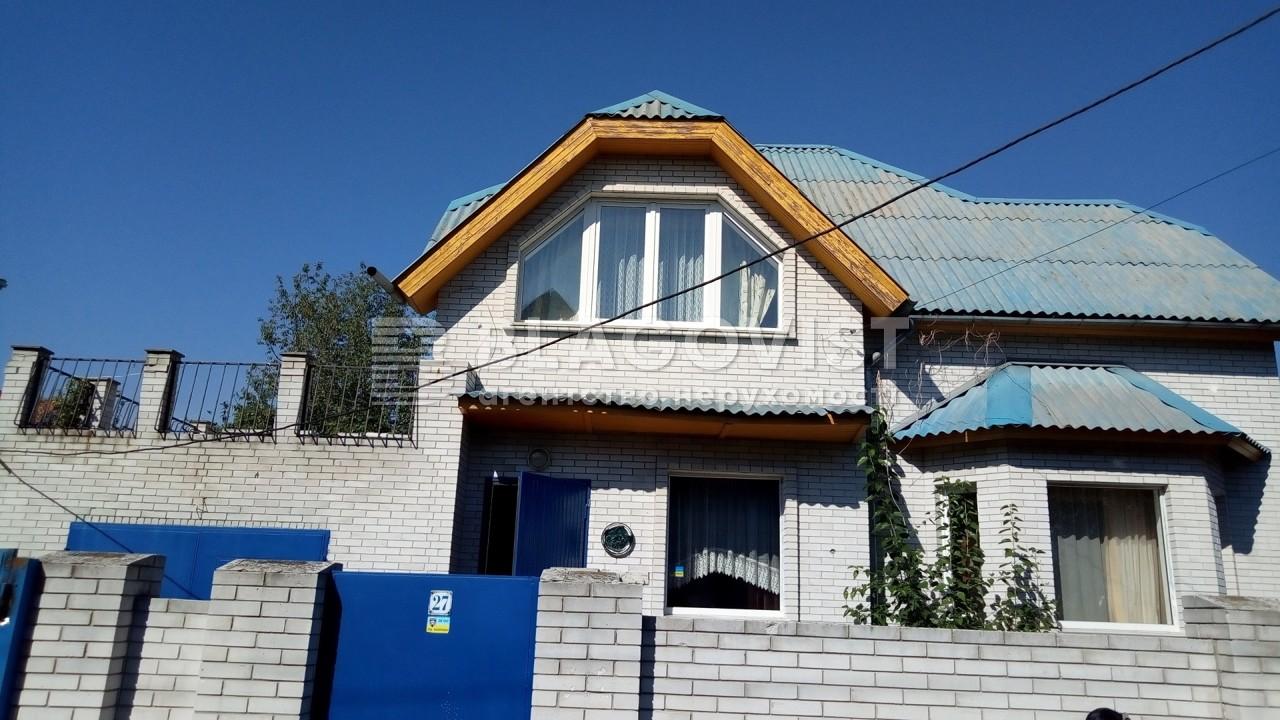 Дом X-24950, Садовая (Осокорки), Киев - Фото 1