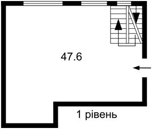 Нежилое помещение, Богдановская, Киев, R-20864 - Фото2