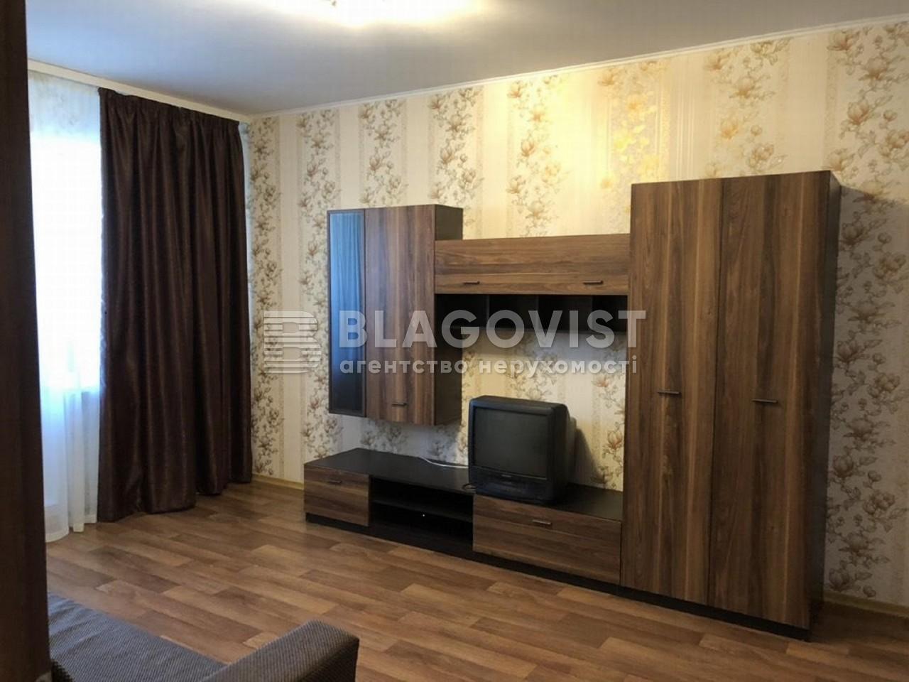 Квартира X-2181, Белицкая, 18, Киев - Фото 1