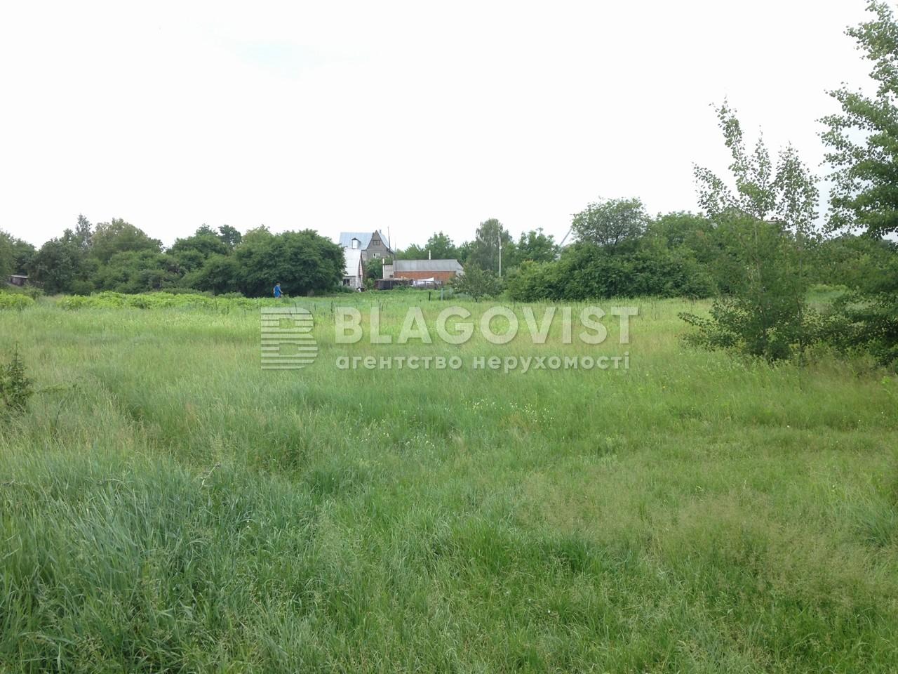Земельный участок C-105630, Пархоменко, Березанщина - Фото 1
