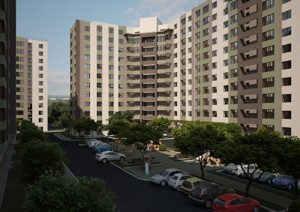Квартира Академика Шалимова, 61а, Софиевская Борщаговка, A-110880 - Фото1