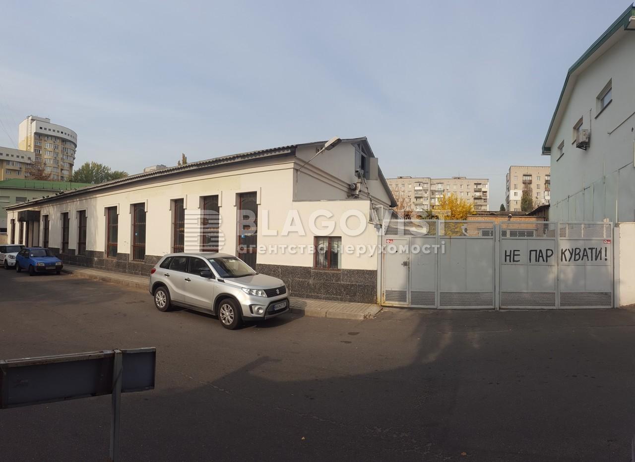 Нежилое помещение, E-37585, Волынская, Киев - Фото 1