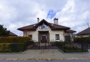 Дом Северина Наливайка, Севериновка (Макаровский), C-105521 - Фото1
