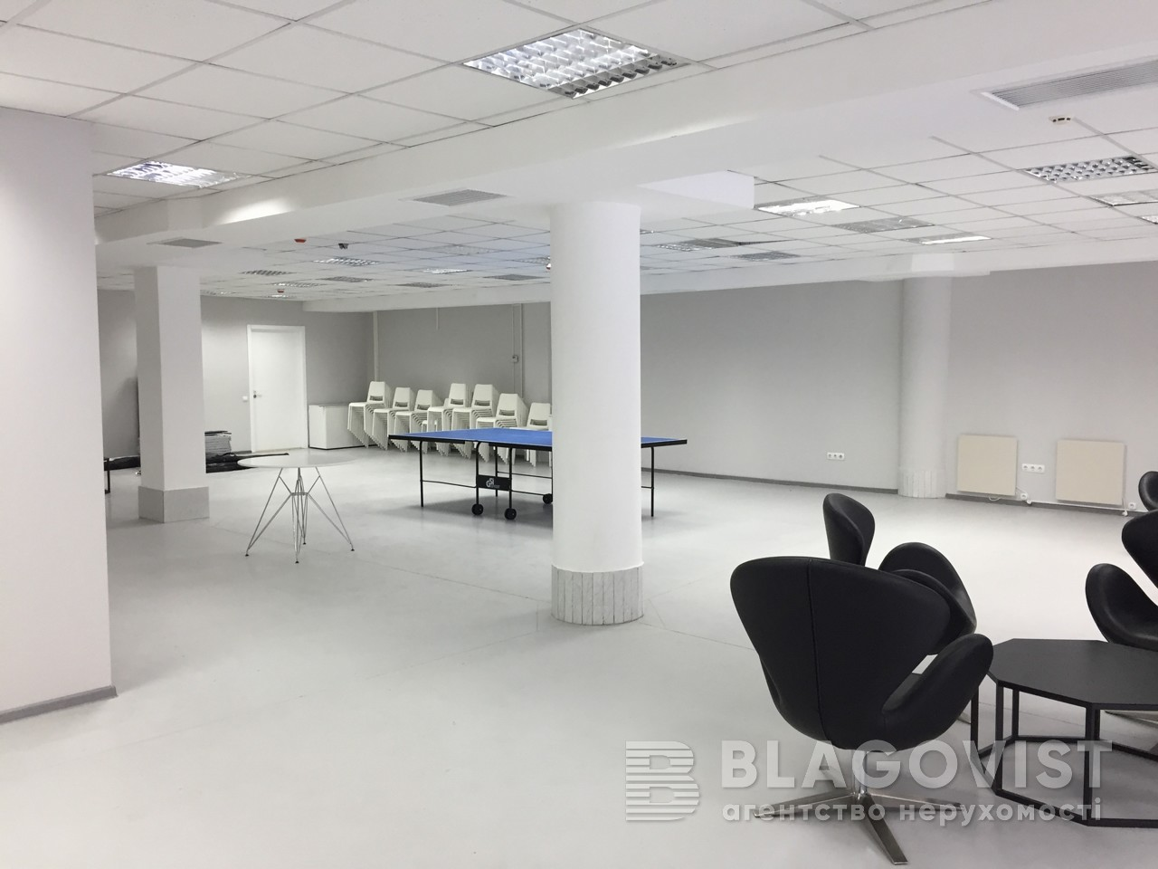 Офис, R-21843, Жилянская, Киев - Фото 1