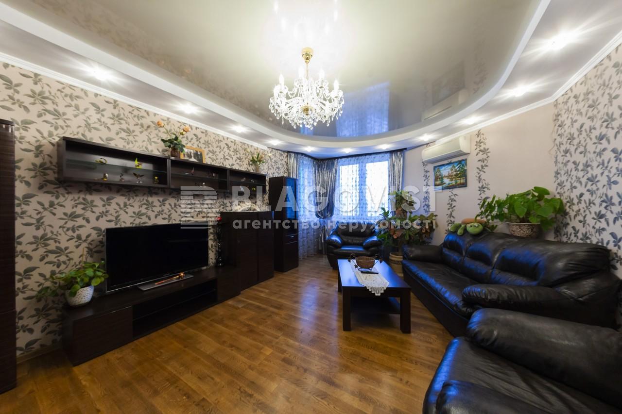 Квартира R-21438, Вышгородская, 45а, Киев - Фото 1