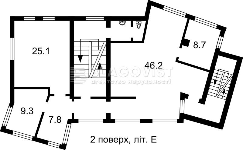 Офисно-складское помещение, Пономарева, Коцюбинское, R-22217 - Фото 3