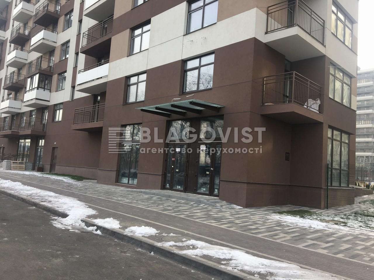 Нежитлове приміщення, H-41724, Правди просп., Київ - Фото 1