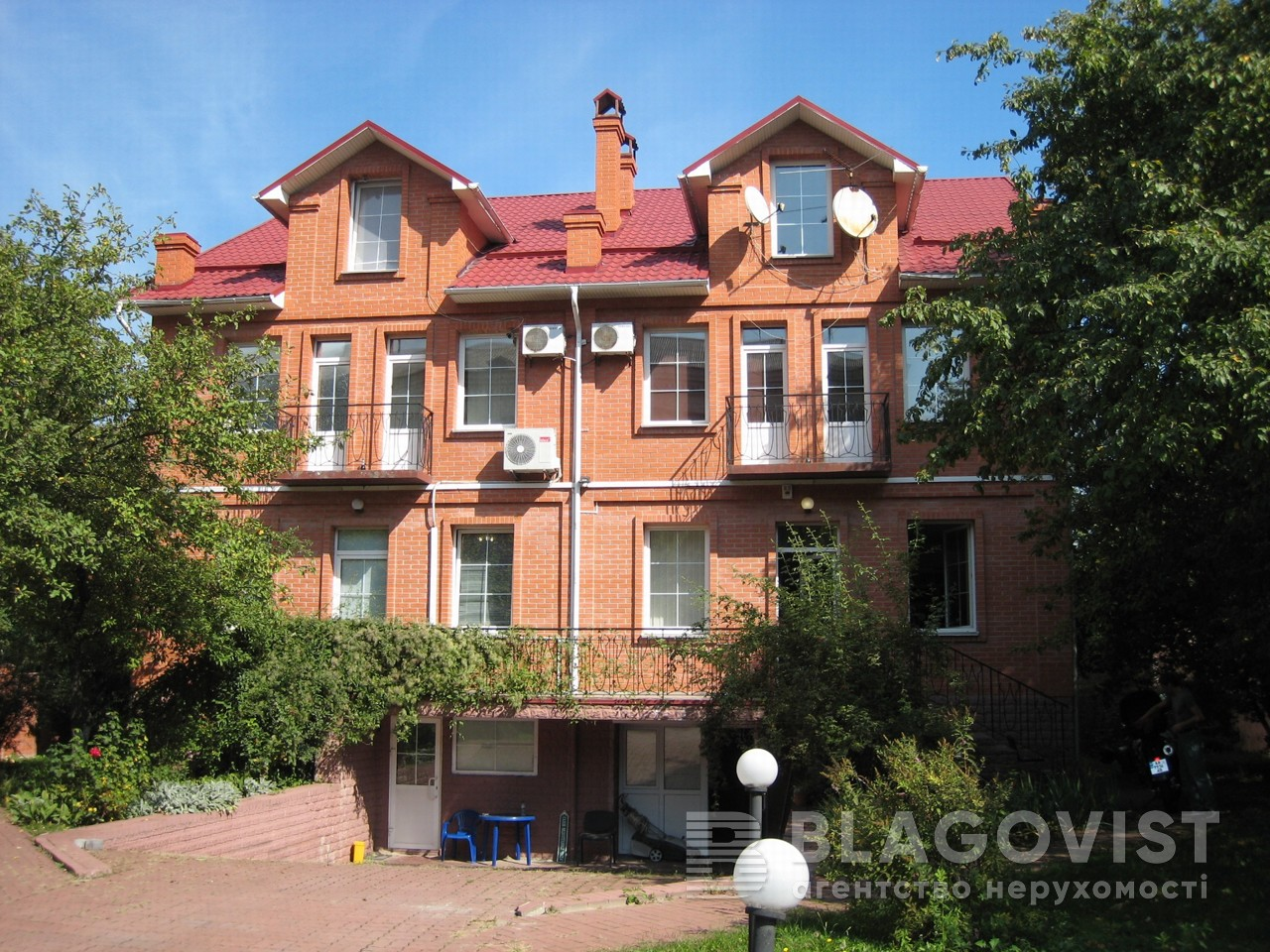 Нежилое помещение, H-43050, Нагорная, Киев - Фото 2