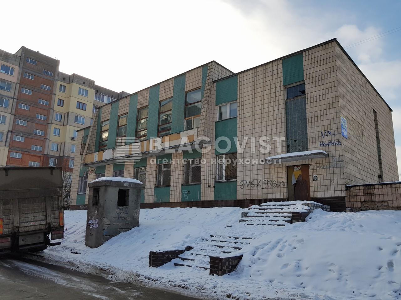 Нежитлове приміщення, E-38088, Стальського Сулеймана, Київ - Фото 5