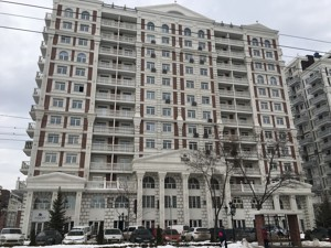 Квартира Максимовича Михаила (Трутенко Онуфрия), 24а, Киев, P-27995 - Фото