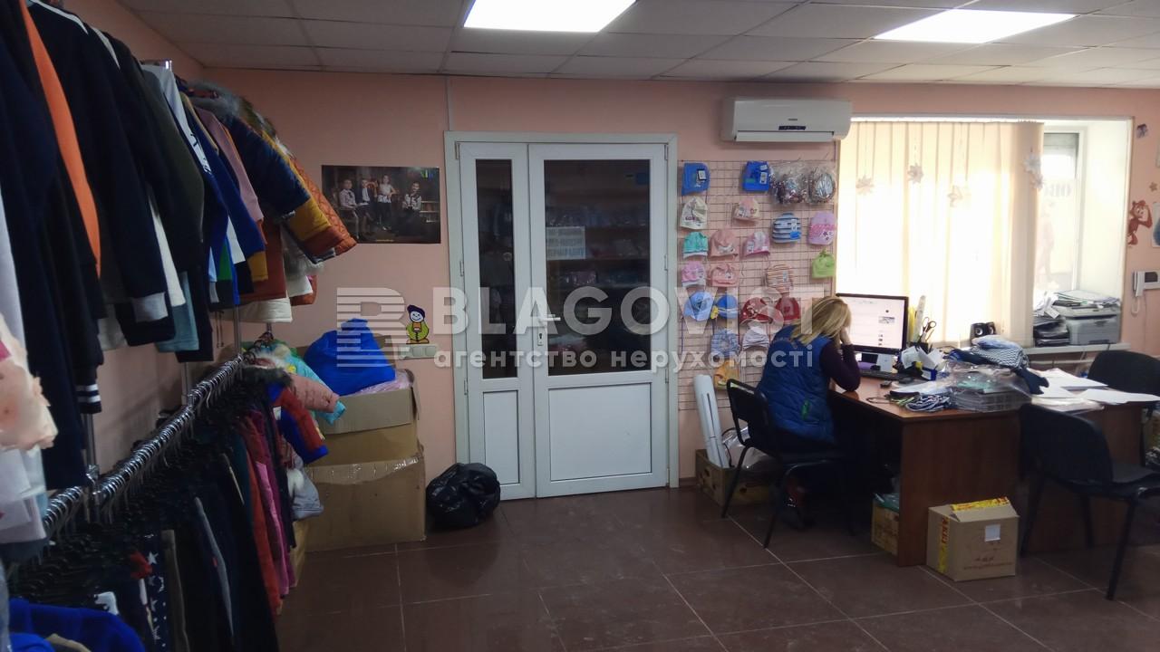 Нежилое помещение, E-38099, Выборгская, Киев - Фото 7