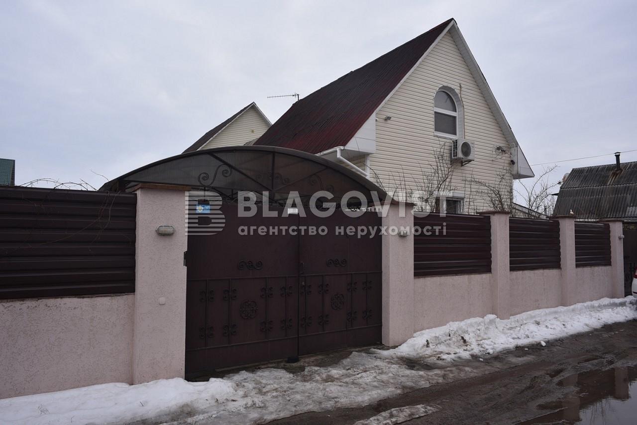 Будинок R-7677, Мощун (Києво-Святошинський) - Фото 1