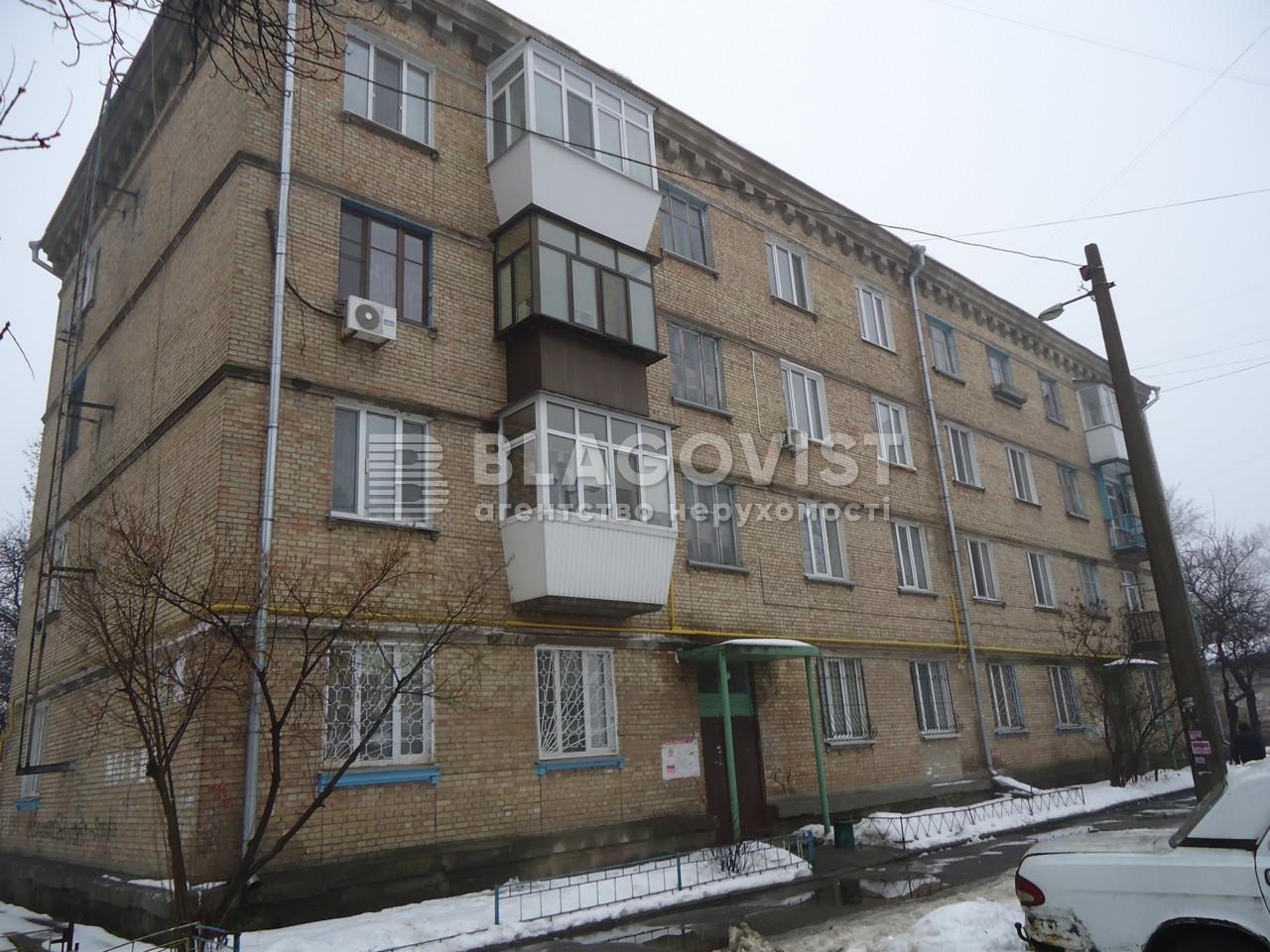 Квартира F-45225, Попова Александра, 3/5 корпус 7, Киев - Фото 2