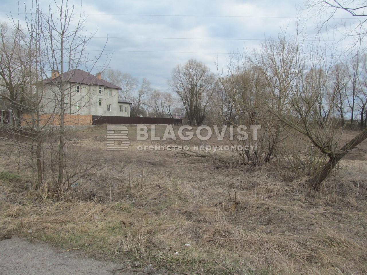 Земельный участок F-41360, Новая, Гнедин - Фото 1