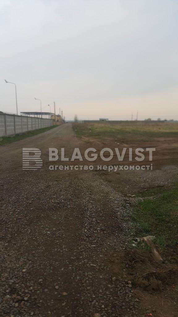 Земельный участок P-25540, Красиловка (Броварской) - Фото 3