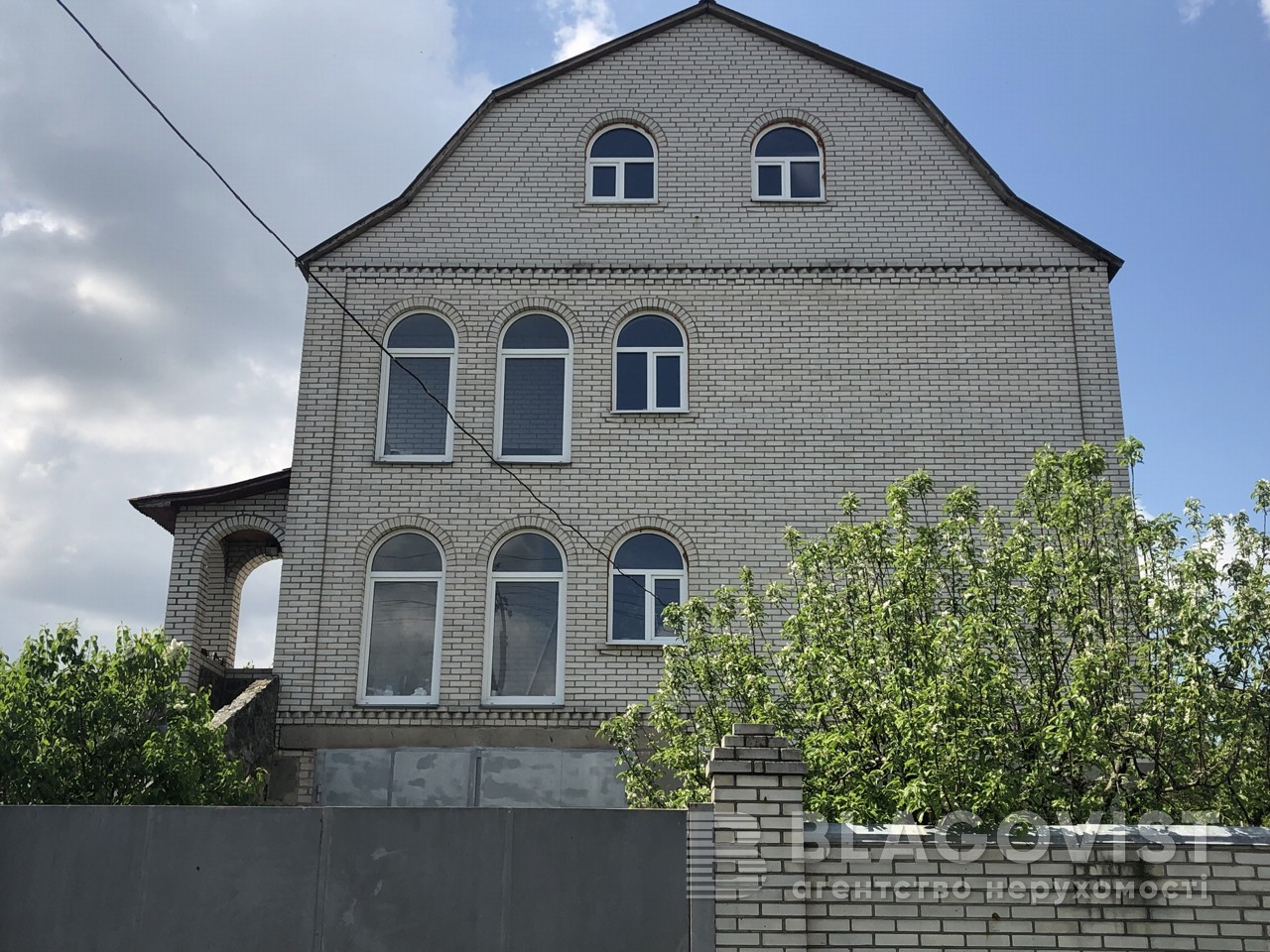 Дом C-106393, Лесная, Софиевская Борщаговка - Фото 1
