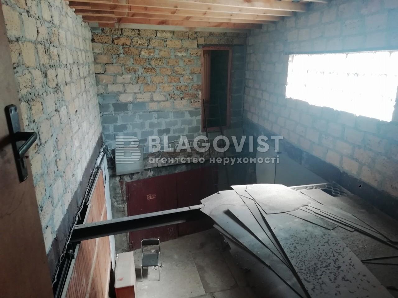 Гараж, A-110150, Гайова, Київ - Фото 3