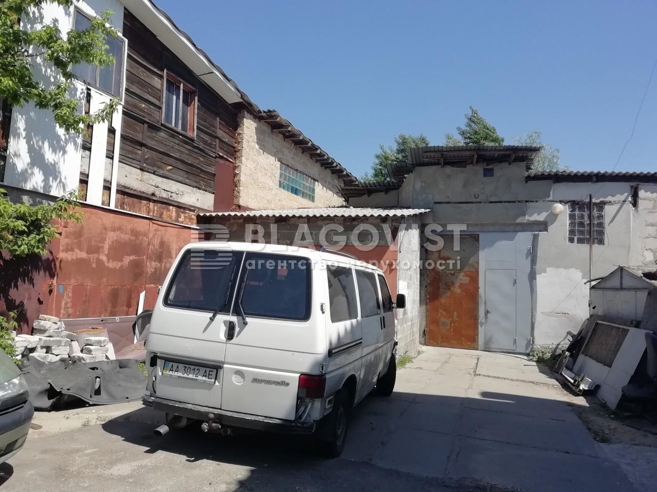 Гараж, A-110150, Гайова, Київ - Фото 1