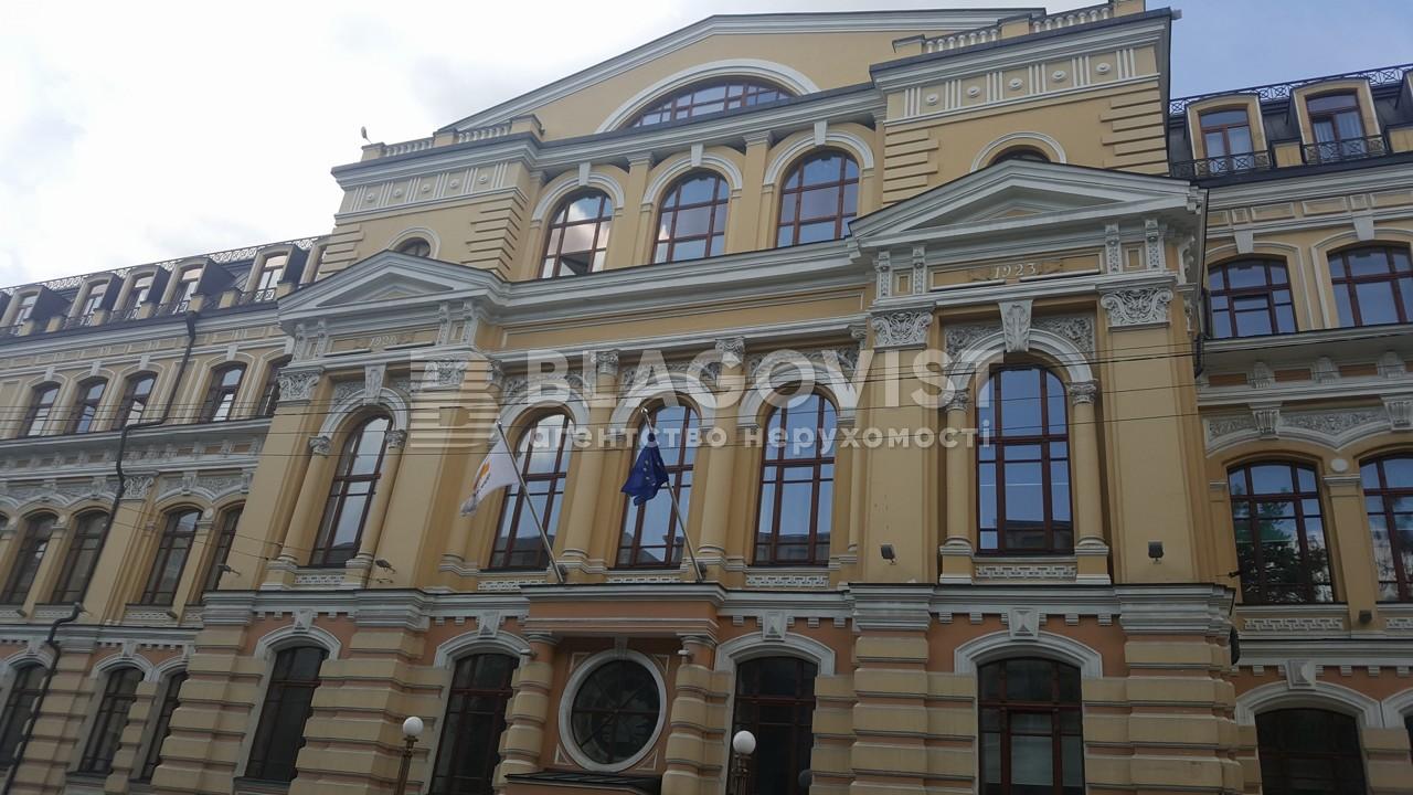 Офис, Бульварно-Кудрявская (Воровского), Киев, R-38932 - Фото 1