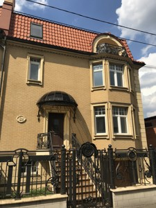 Дом Ольшанский пер., Киев, H-44088 - Фото