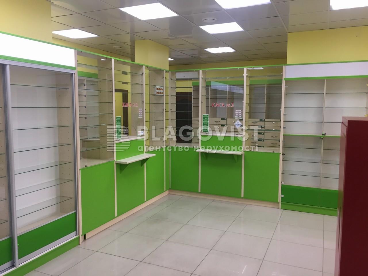 Нежилое помещение, Калнишевского Петра (Майорова М.), Киев, R-26316 - Фото 7