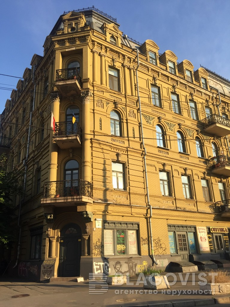 Квартира Z-508595, Хорива, 4, Киев - Фото 3