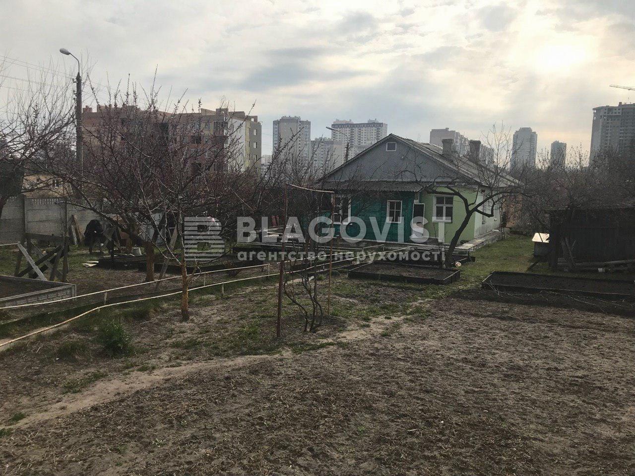 Земельный участок R-25793, Бориславская, Киев - Фото 1