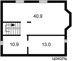 House Hrechka Marshala, Kyiv, Z-541926 - Photo2
