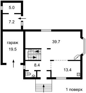 Будинок Гречка Маршала, Київ, Z-541926 - Фото 3