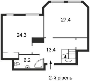 Нежилое помещение, Коновальца Евгения (Щорса), Киев, R-26525 - Фото 3
