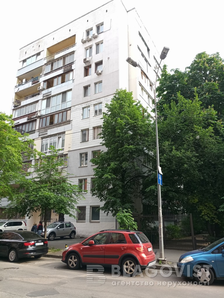 Нежилое помещение, P-27630, Панаса Мирного, Киев - Фото 1