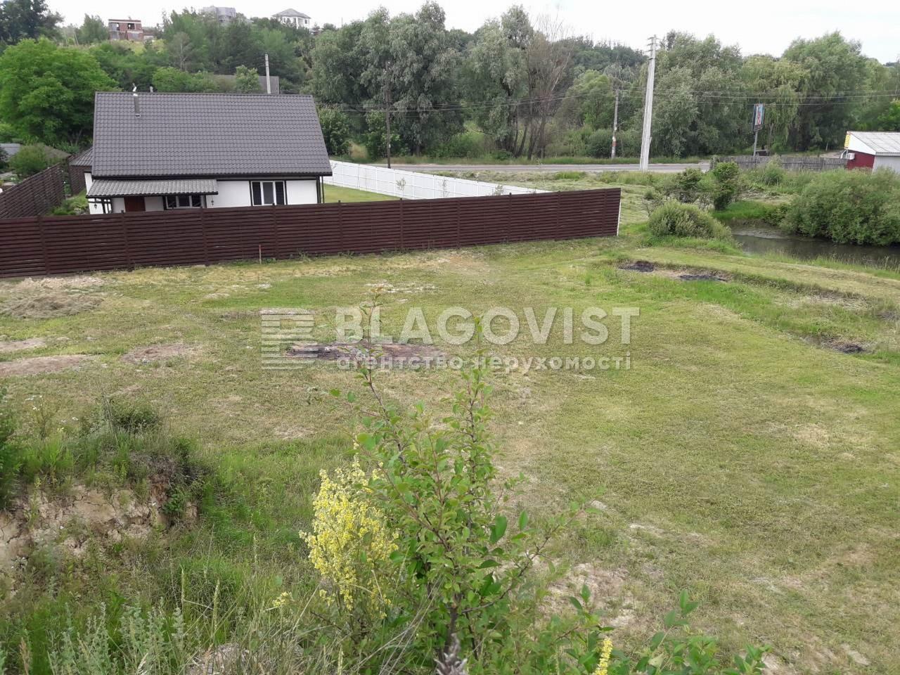 Земельный участок R-18624, Ватутина, Лесники (Киево-Святошинский) - Фото 3