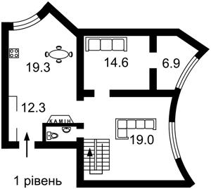 Квартира Героїв Сталінграду просп., 10а, Київ, M-35385 - Фото2