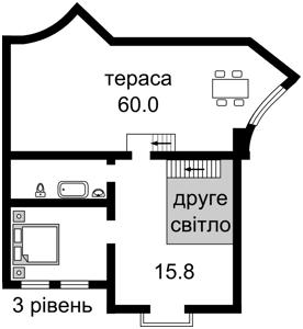 Квартира Героев Сталинграда просп., 10а, Киев, Z-628310 - Фото 4