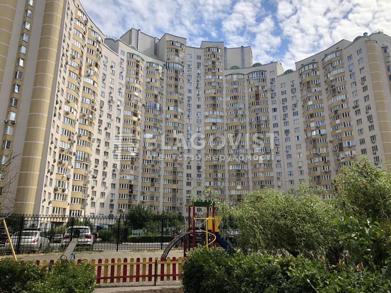 Квартира P-11499, Дніпровська наб., 19в, Київ - Фото 1