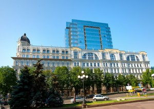 Business-center, Khmelnytskoho Bohdana, Kyiv, R-27701 - Photo