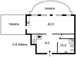 Квартира Підвисоцького Професора, 6в, Київ, J-27889 - Фото 3