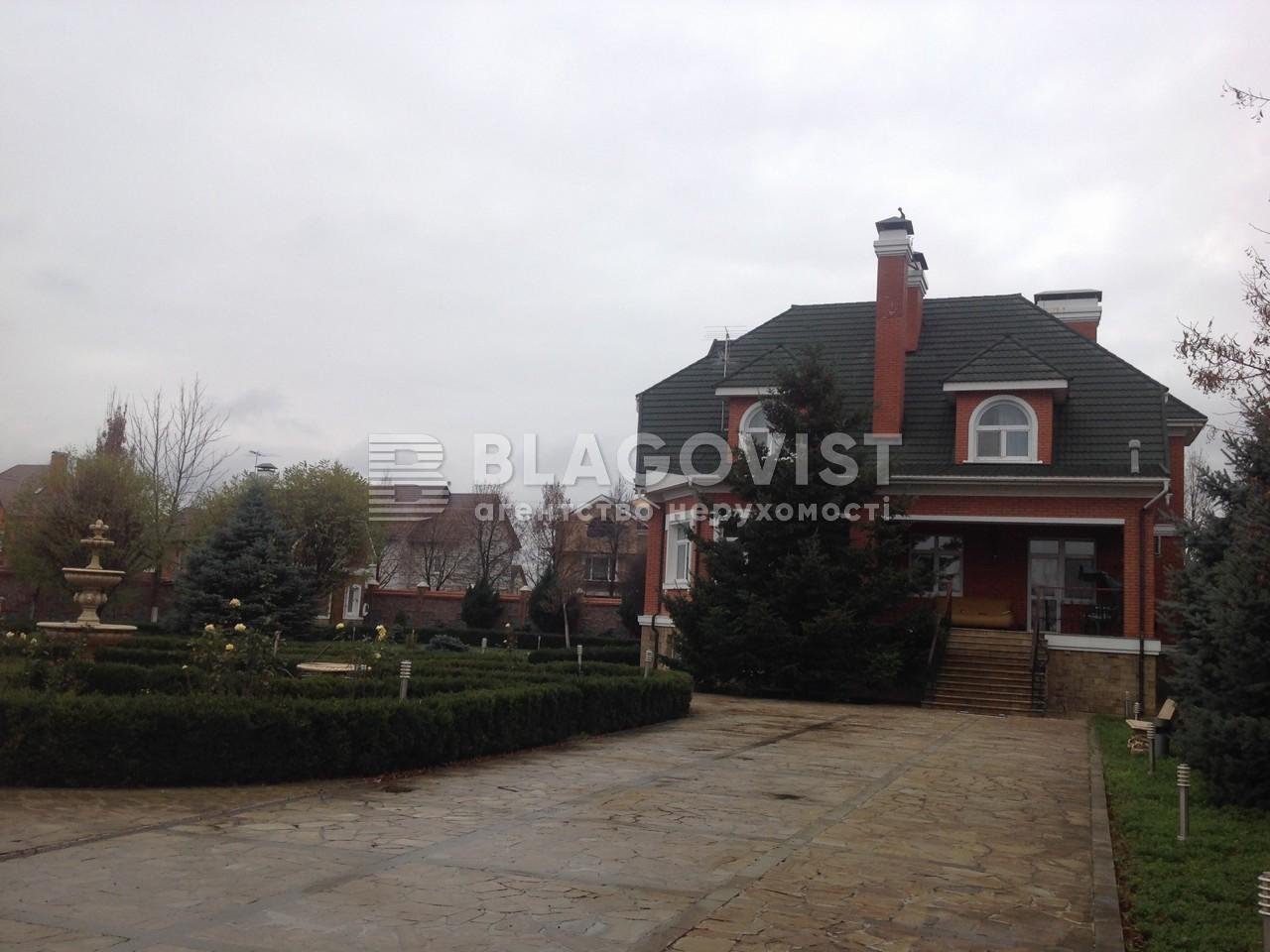 Дом P-26469, Ярослава Мудрого, Петропавловская Борщаговка - Фото 1