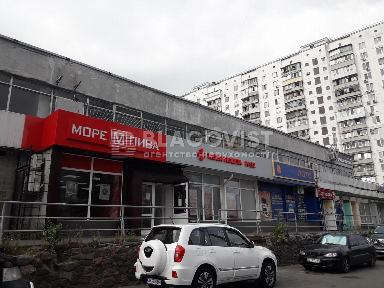 Нежитлове приміщення, H-45075, Дарницький бул., Київ - Фото 2