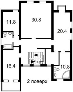Дом Лесники (Киево-Святошинский), R-28873 - Фото 2