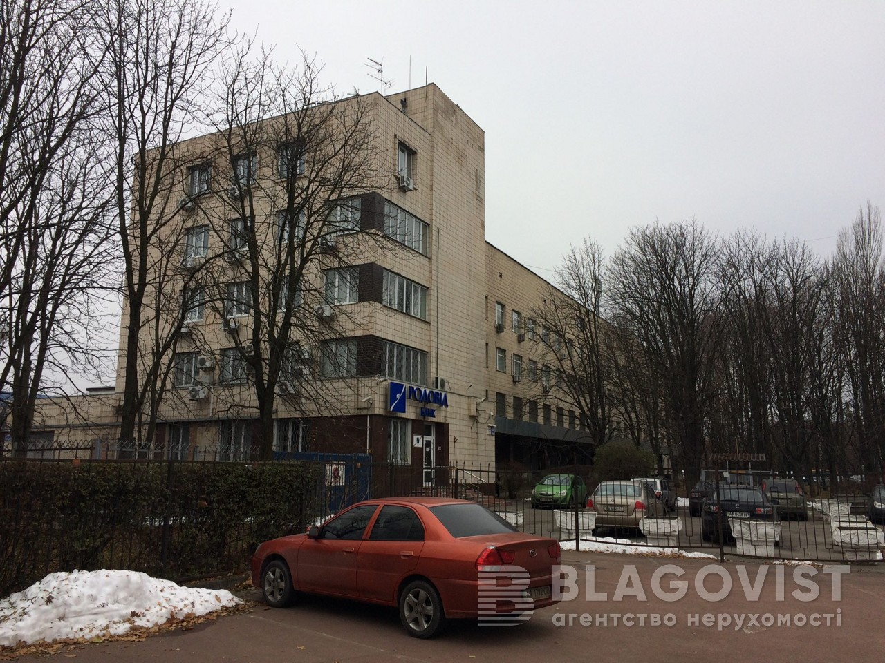 Отдельно стоящее здание, Северо-Сырецкая, Киев, A-110670 - Фото 1