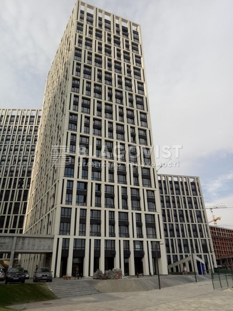 Квартира E-39079, Зарічна, 2 корпус 2, Київ - Фото 2