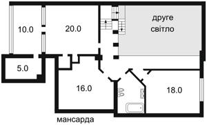 Квартира Володимирська, 37, Київ, R-29305 - Фото 3