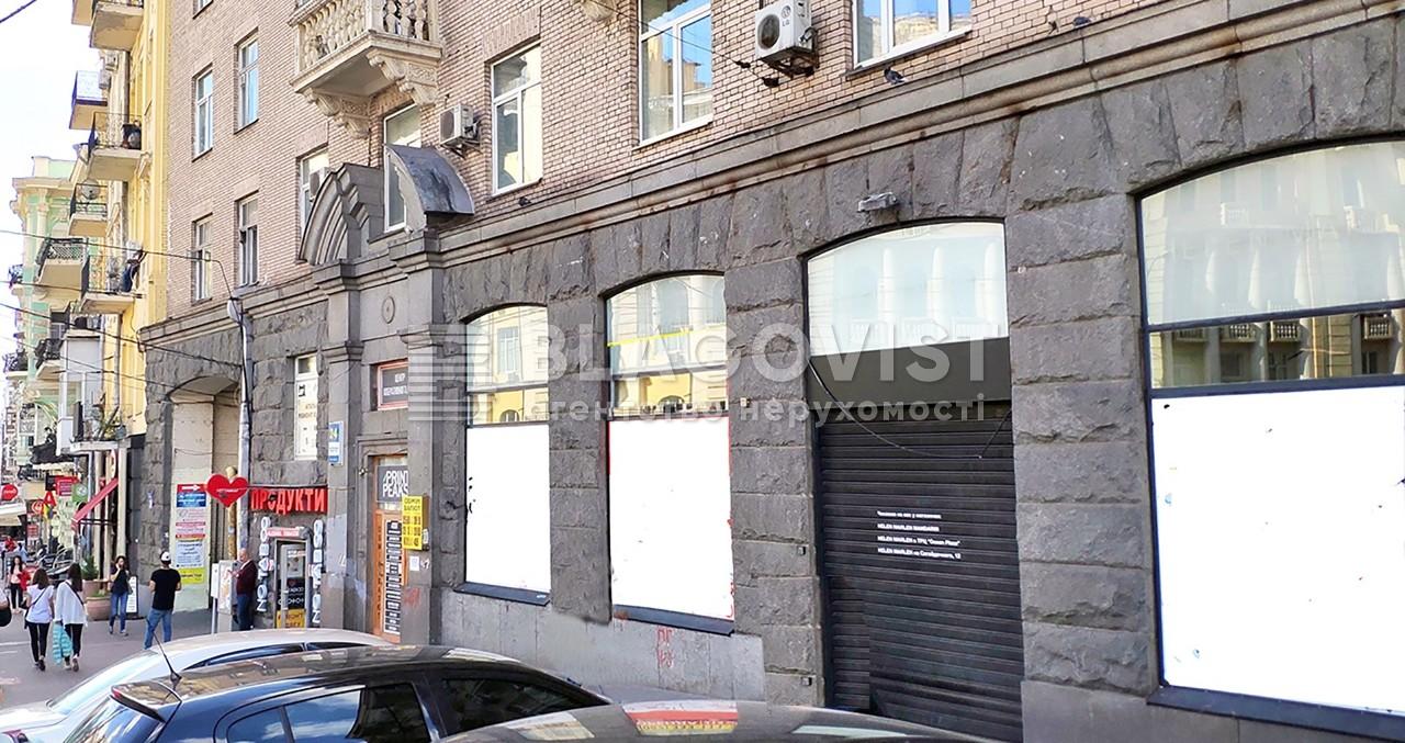 Нежилое помещение, Большая Васильковская, Киев, R-29647 - Фото 3
