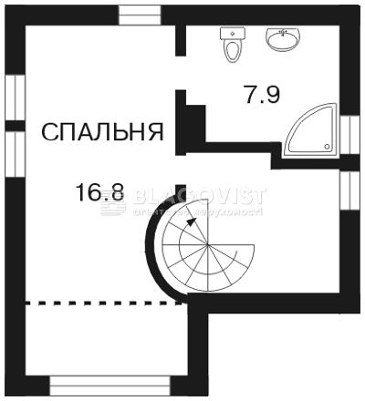Дом F-42535, Белогородка - Фото 5
