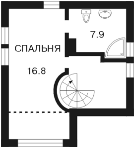 Будинок Білогородка, F-42535 - Фото 3