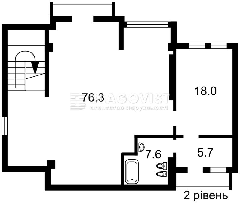 Квартира C-107089, Спасская, 5, Киев - Фото 5