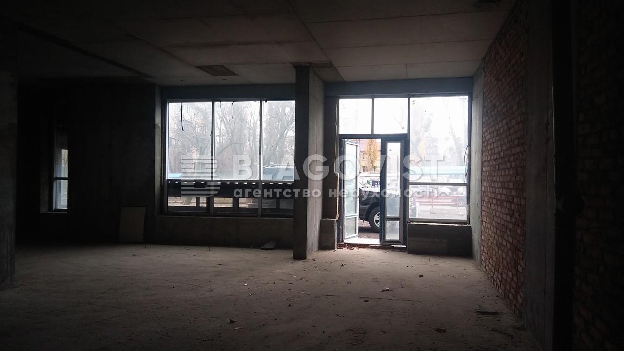 Нежитлове приміщення, A-110825, Щербаківського Данила (Щербакова), Київ - Фото 2