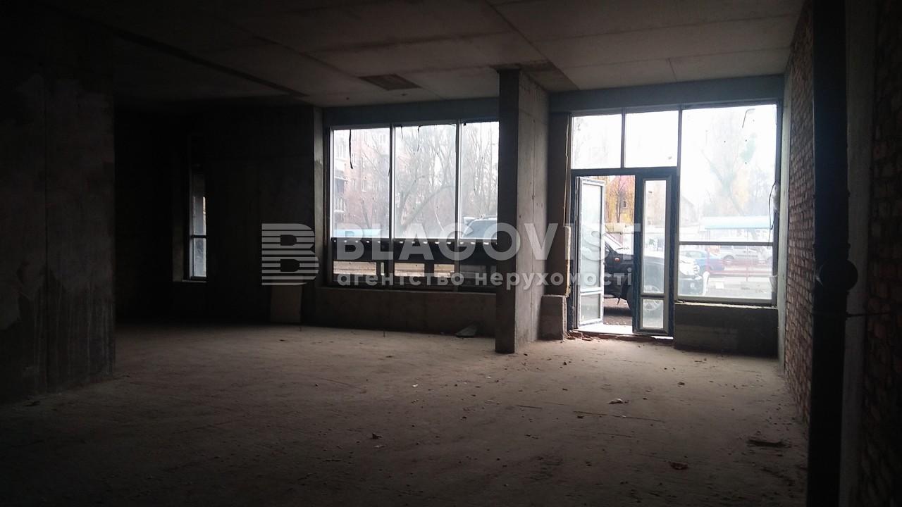 Нежитлове приміщення, A-110825, Щербаківського Данила (Щербакова), Київ - Фото 3