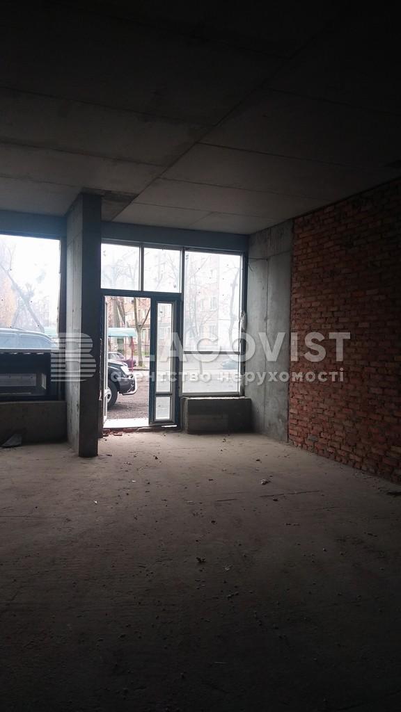 Нежитлове приміщення, A-110825, Щербаківського Данила (Щербакова), Київ - Фото 6